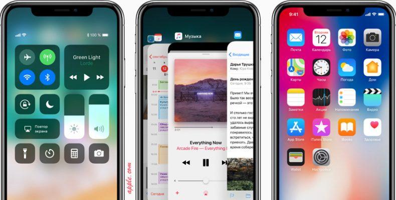 iPhone X − полный обзор новинки от Apple