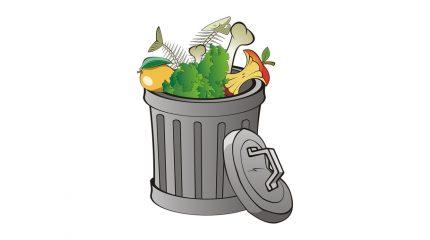 Как избавиться от противного запаха из мусорной корзины