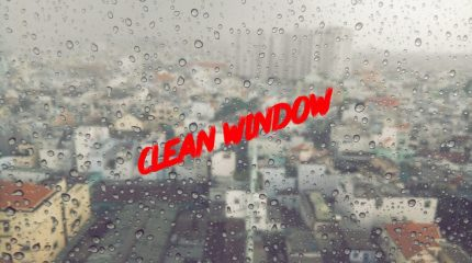 Как приготовить раствор для мытья стекол и зеркал в домашних условиях