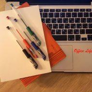 Офисный лайфхак — как предотвратить пропажу синей ручки