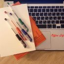 Офисный лайфхак − как предотвратить пропажу синей ручки